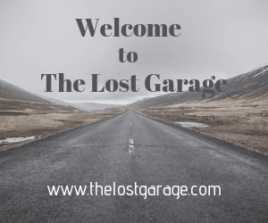 Welcome to The Lost Garage