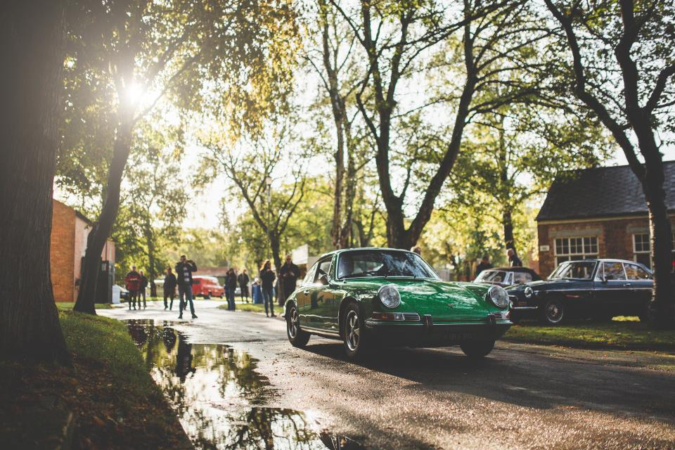 Bicester Heritage Sunday Scramble sold out in advance again, with more than 6,000 enthusiasts flocking to the final Sunday Scramble event of 2019