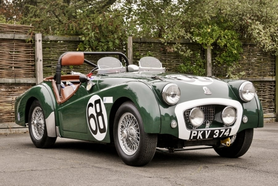 Classic Car Auctions host their next sale on 7th December, and host some highly affordable classic cars!