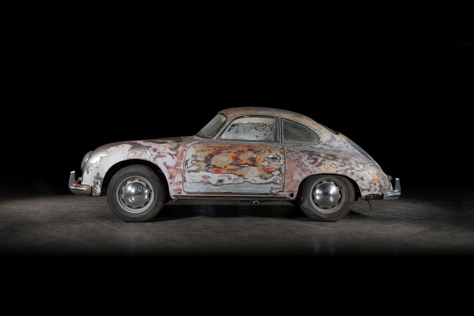 Patina, Or NOT Patina?  That, is the question…