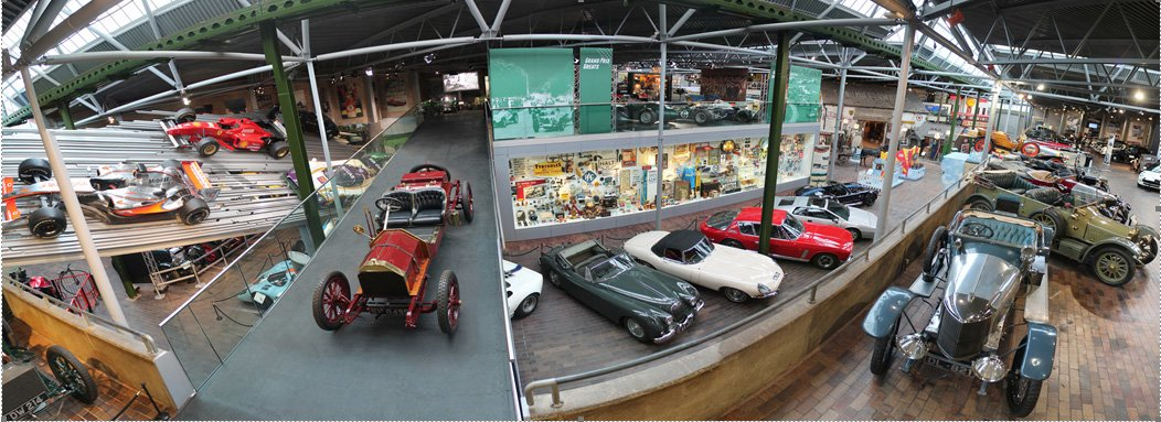 Looking for something to do in the Winter months and that STILL lets you include cars?  Look no further than Beaulieu National Motor Museum!