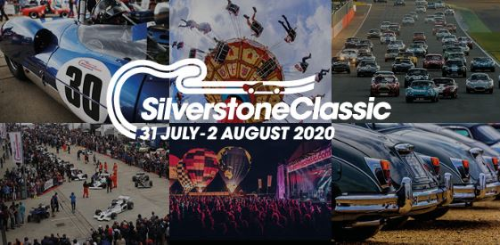 Silverstone Classic 2020 is forced to cancel..