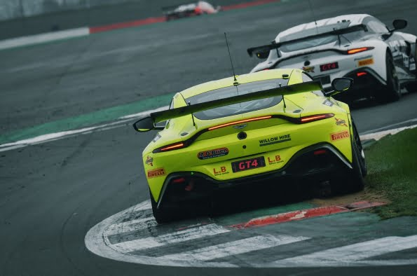 It's been a great racing year for Aston Martin!  Including the VANTAGE GT4 extending their British GT title success.