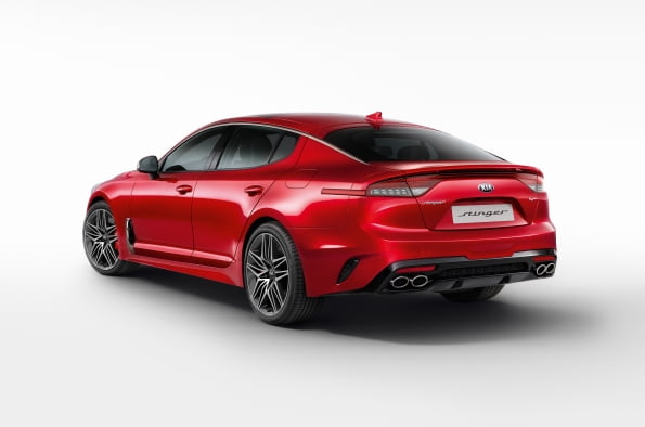 Read more about the article So, is the Kia Stinger GT-S a 'Modern Collectible car?